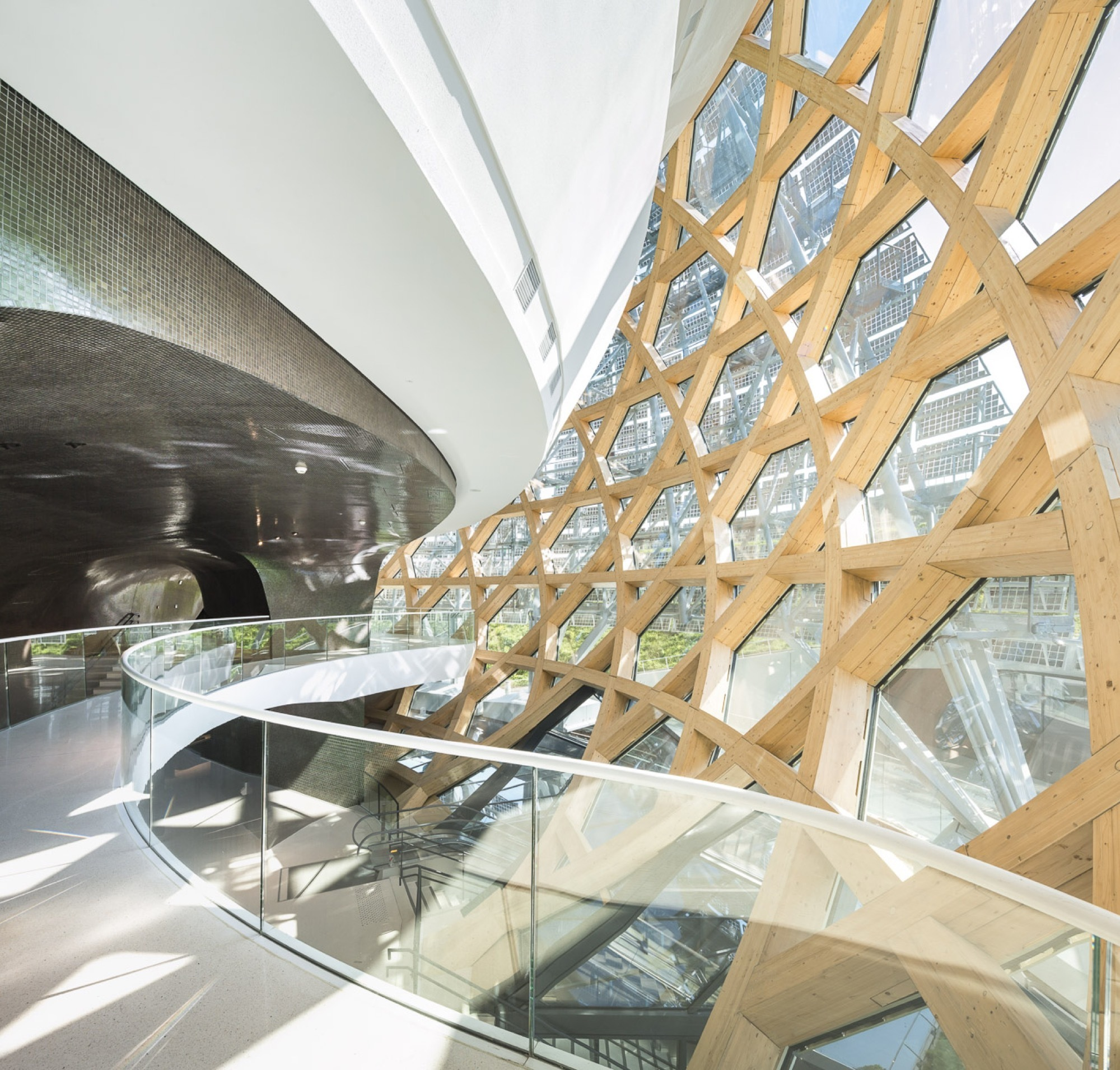 La Seine Musicale Shigeru Ban Architects Archdaily