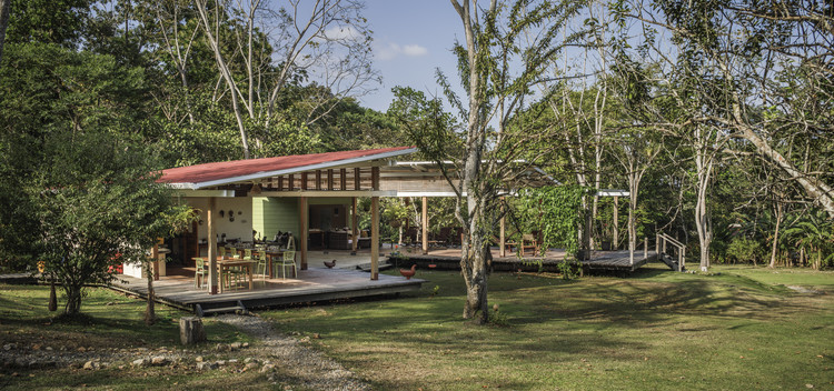 Canopy Camp Darien / Diego J. Cambefort S. y Diana V. Bernal C., © Fernando Alda