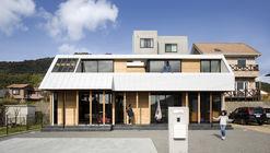 Casa en Sukumo / Container Design