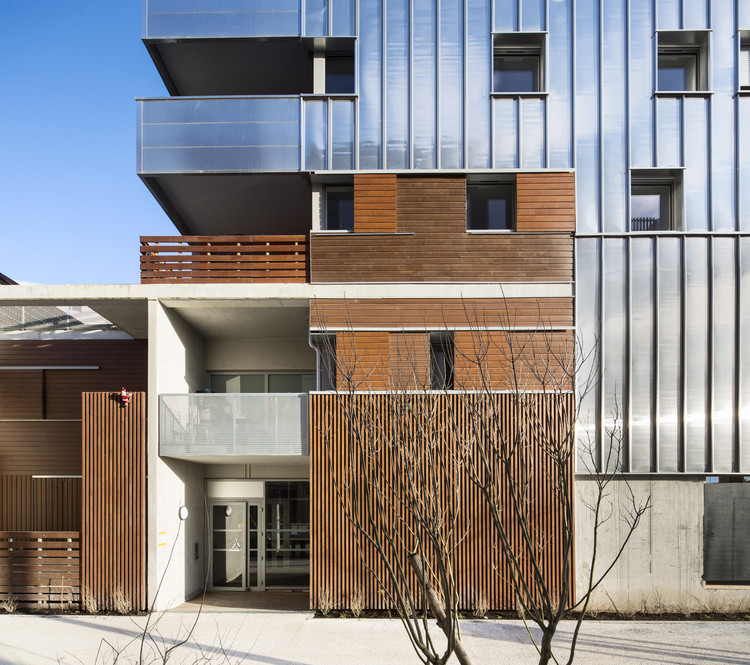 Bassins-à-flot / Mateo Arquitectura, © Luc Boegly