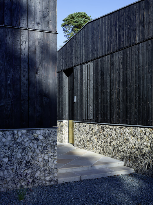 House Peacock / BHSF Architekten + Studio P, © Bene Redmann