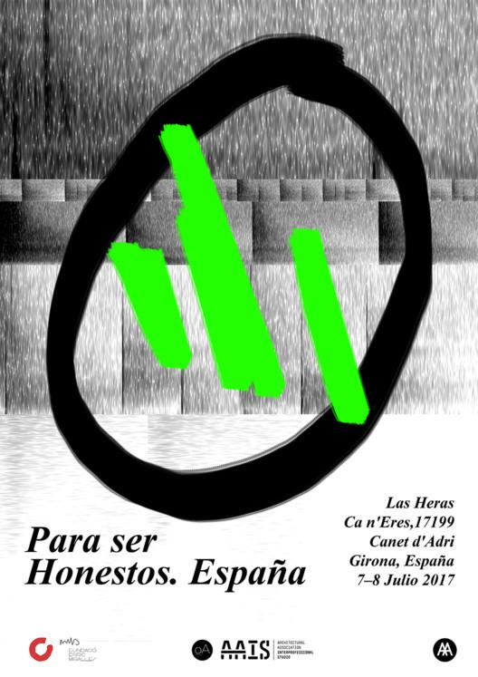 AAIS presenta 'Para Ser Honestos. España - Documentación Coreográfica', To Be Honest Poster - Jeehyeon Wang