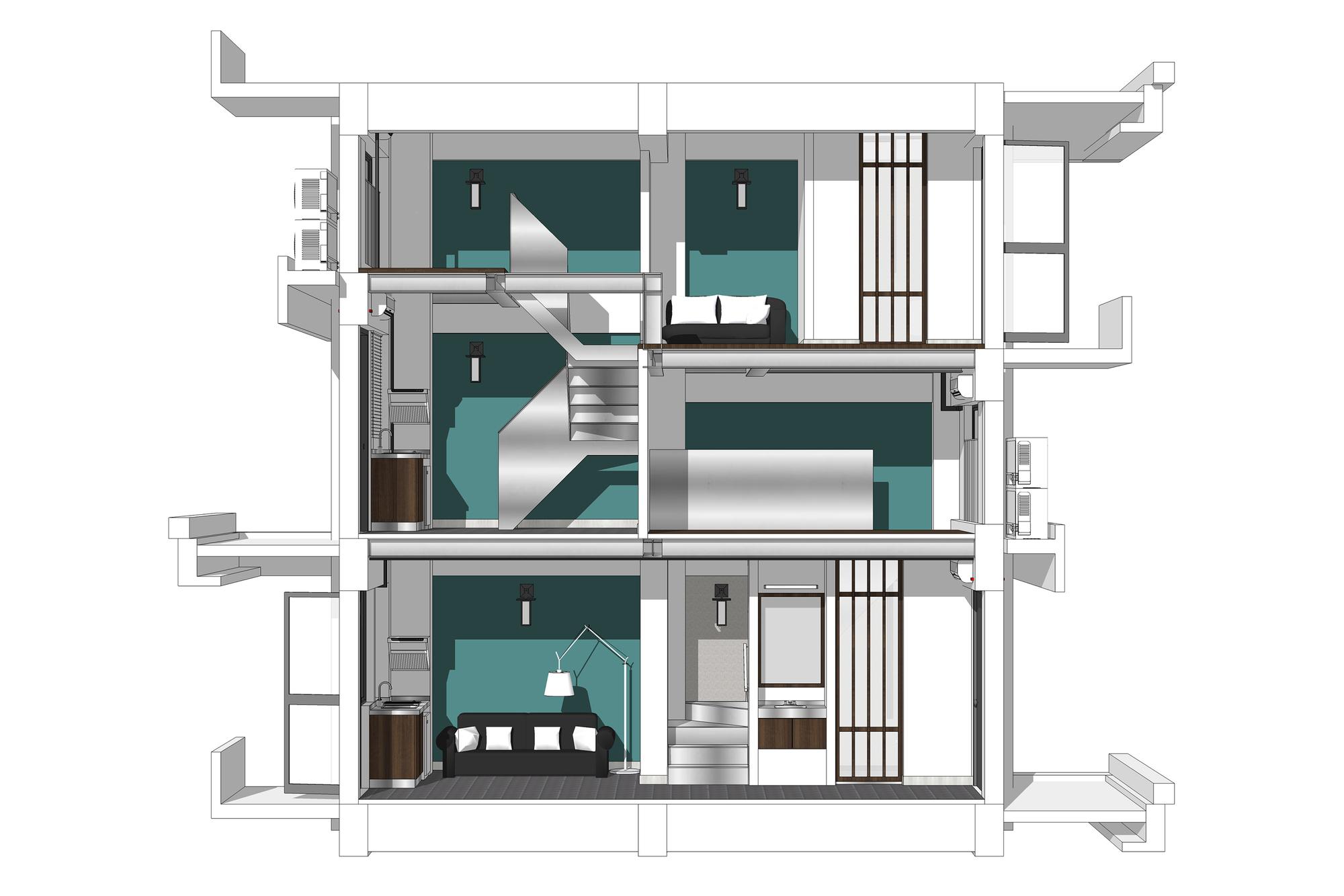 Gallery Of Longnan Garden Social Housing Estate Atelier Gom 47