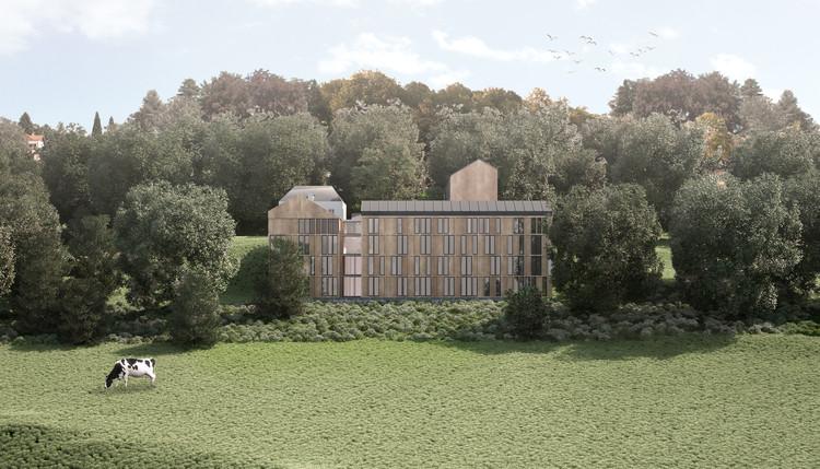La Boqueria, finalista con propuesta 'Se promener' para la Fondation Shapirx en Suiza, Cortesía de La Boqueria