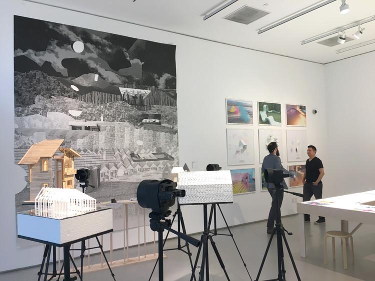 LANZA Atelier muestra su obra en exposición del Architectural League of New York, Cortesía de Lanza Atelier