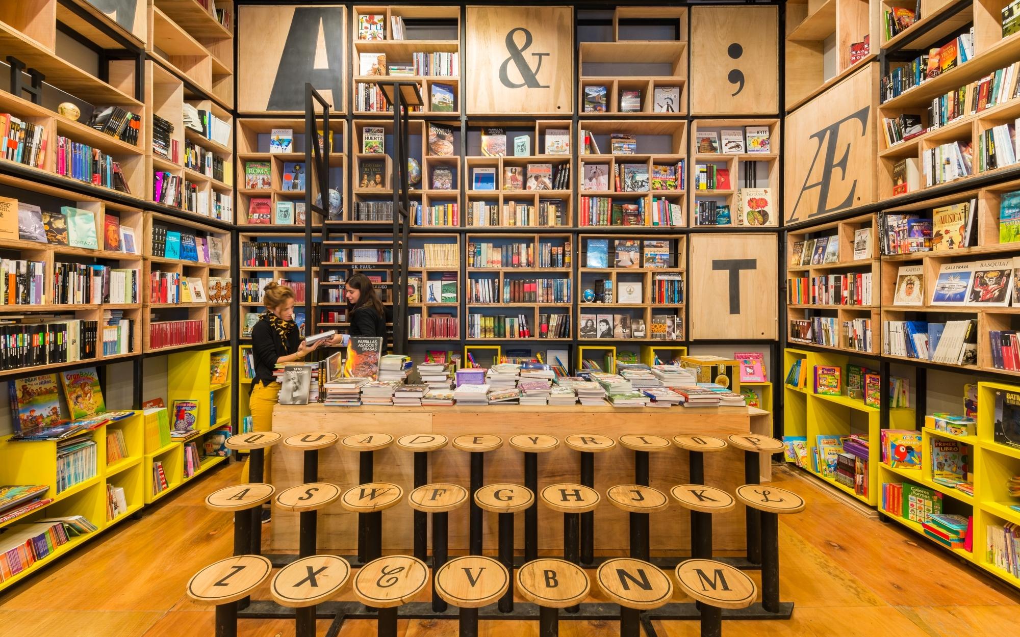 Librer a quede pablo dellatorre estudio montevideo for Fotos de librerias de salon