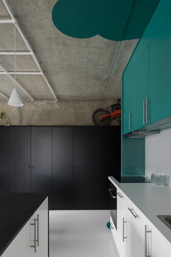 Pirogovka Apartment / Le Atelier