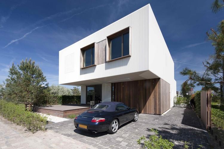 Villa E / MARC architects, © Martijn Heil - de Architectuurguide