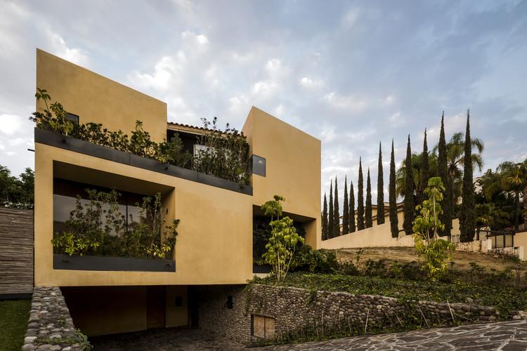 Casa Villa Coral / VWA Arquitectos, © Cesar Béjar