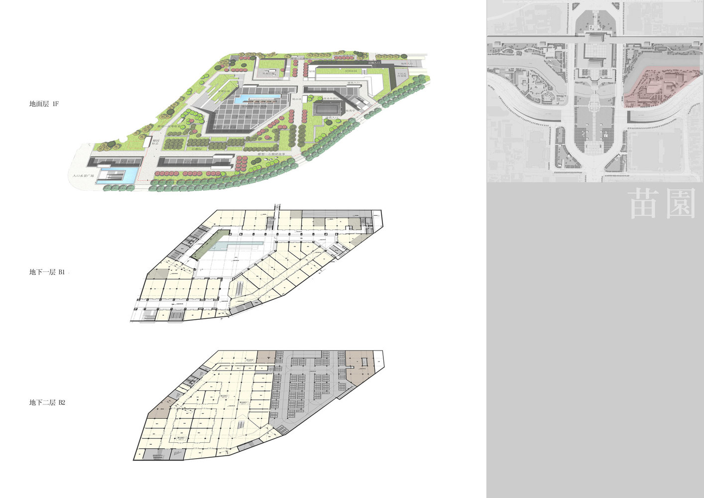 Gallery Of Renovation Of Xi An South Gate Plaza China Northwest Architecture Design And Research Institute 21
