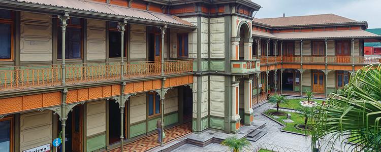 La huella arquitectónica que Gustave Eiffel dejó en México, © Guacamole Project