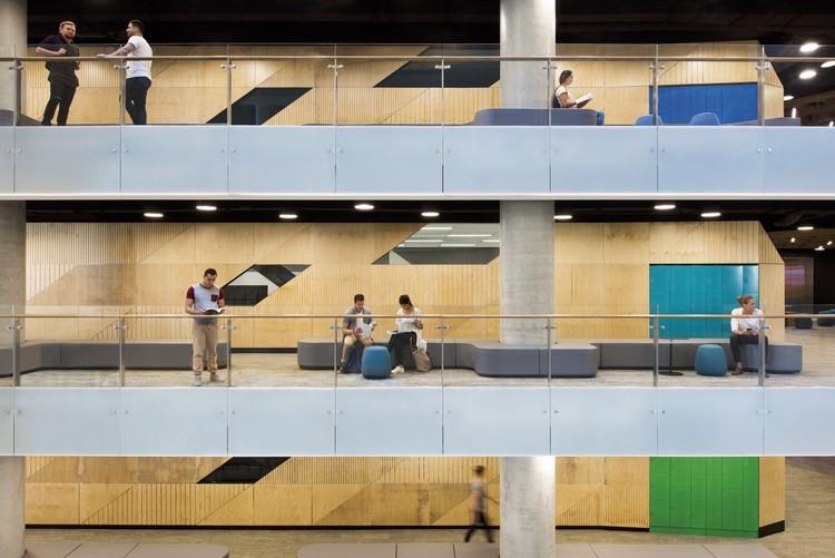 Western Sydney University Parramatta Campus / Woods Bagot, © Nicole England