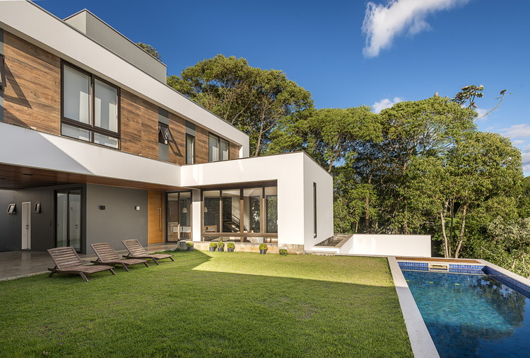 Casa das Varandas / VIVA Arquitetura, © Alexandre Zelinski