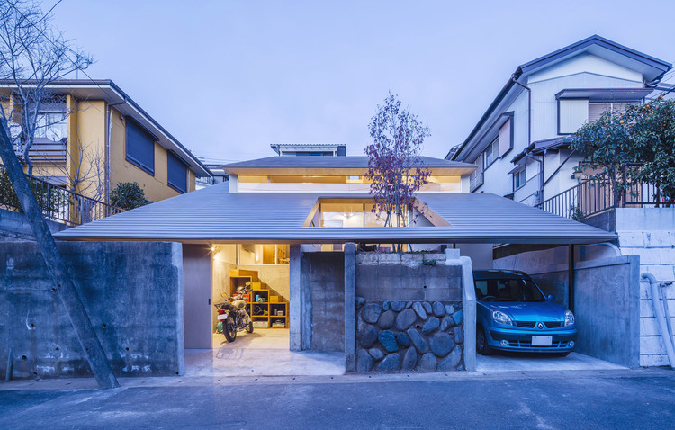 Casa em Yokohama / DOG, © Ippei Shinzawa