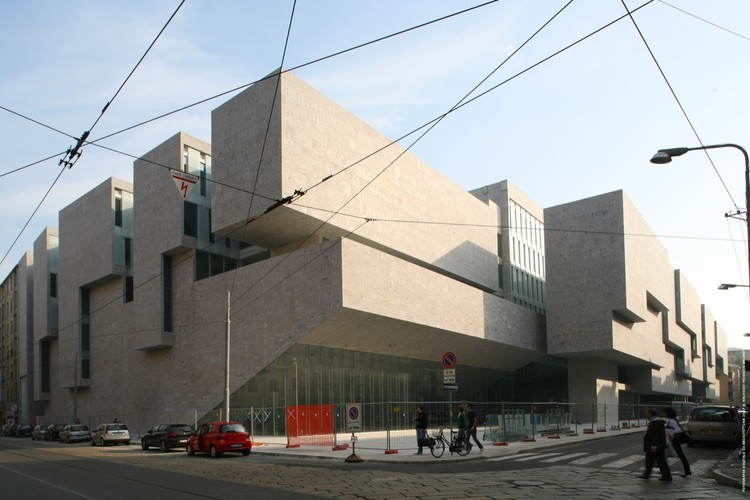 Universita Luigi Bocconi / Grafton Architects, © Frederico Brunetti