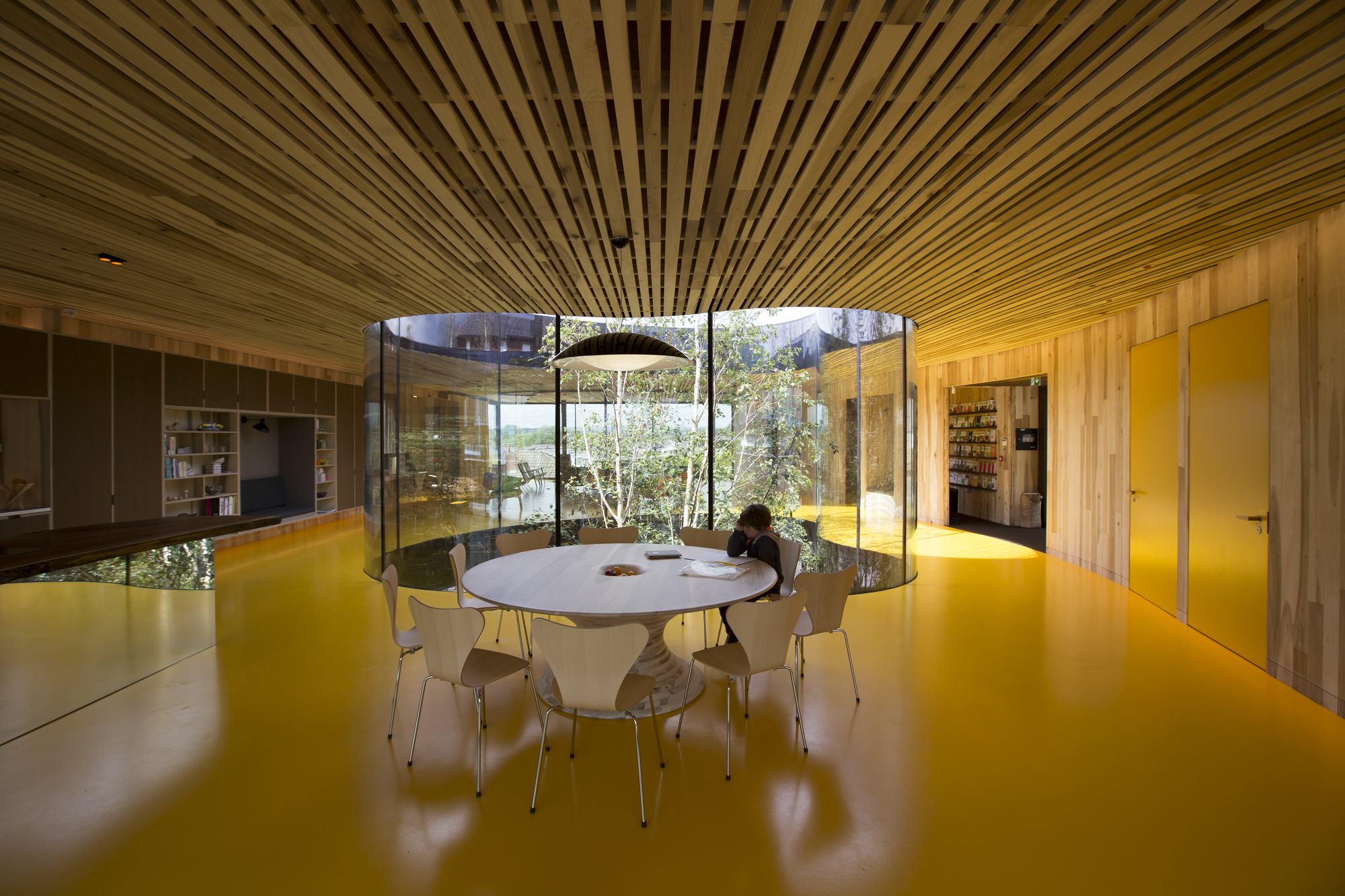 Rehabilitation Center architecture and design | ArchDaily