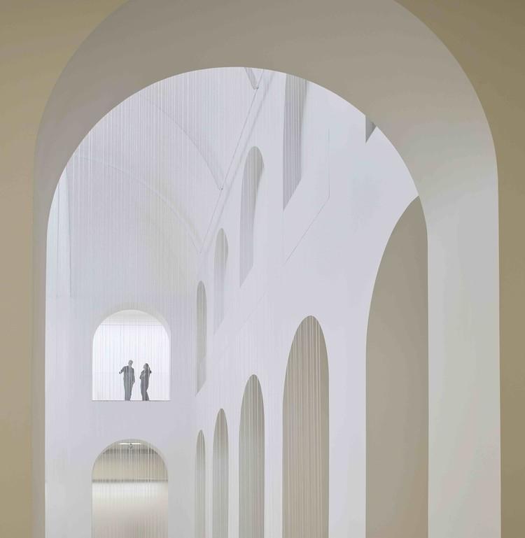 Musée d'arts de Nantes / Stanton Williams, © Hufton+Crow