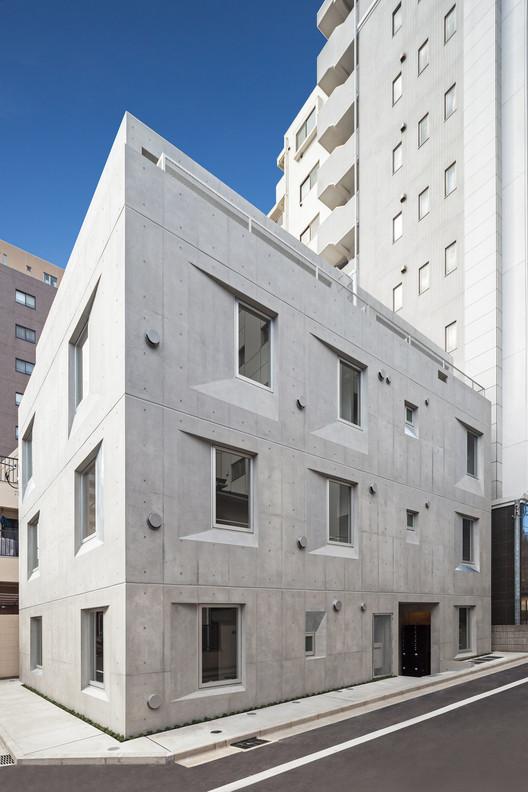 Modelia Days GOKOKUJI   / Ryuichi Sasaki / Sasaki Architecture + Atelier O, © Bauhaus Neo