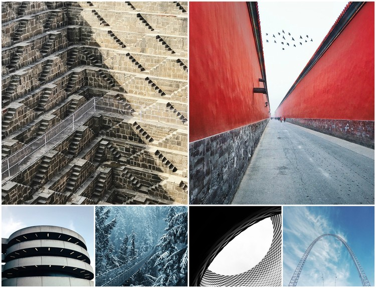 The Year's Best Architectural iPhone Photos Win 2017 IPPAWARDS, Courtesy of IPPAWARDS