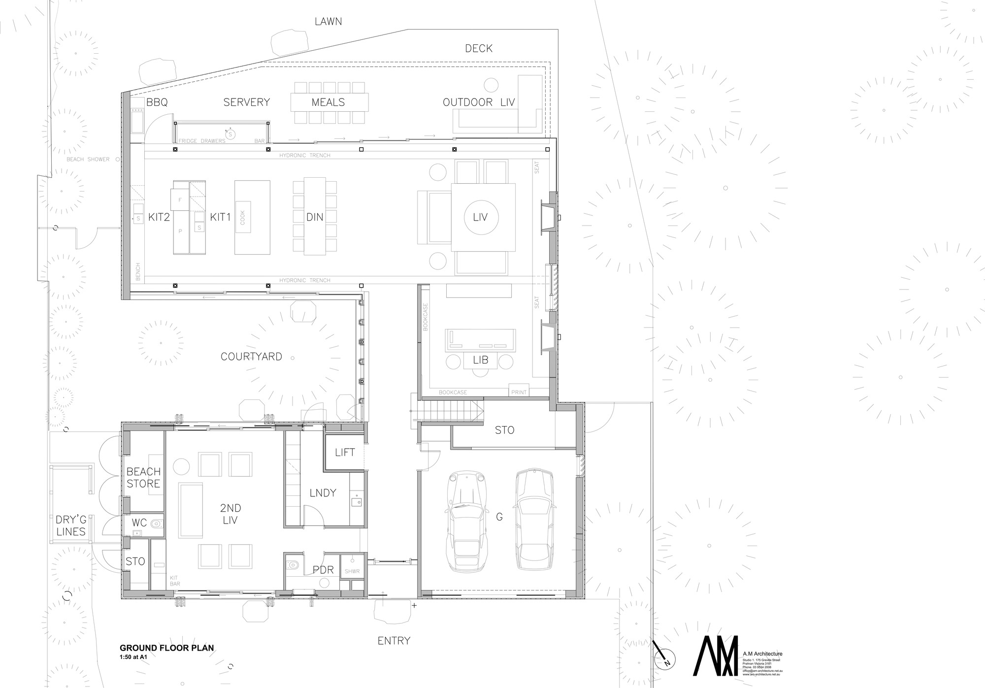 Gallery Of Sorrento Beach House Am Architecture 26