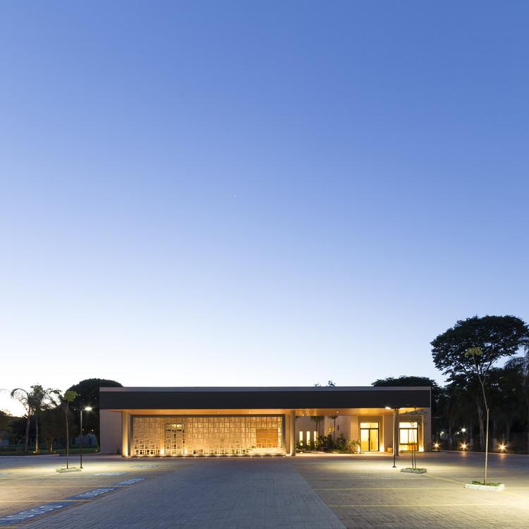 Espaço LE SIX – Eventos / CAWY Arquitetura, © Leo Giantomasi
