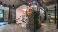 Inspe Office / replus design bureau