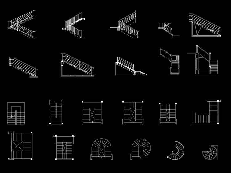 LineCAD Offers Solid Collection of Free Architecture CAD Blocks (No