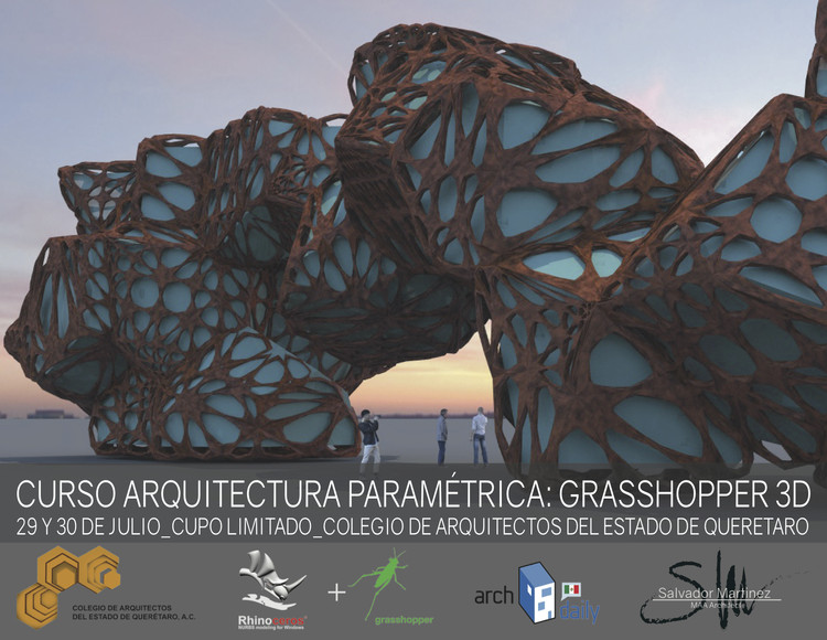 Arquitectura param trica rhino grasshopper 3d for Arquitectura parametrica