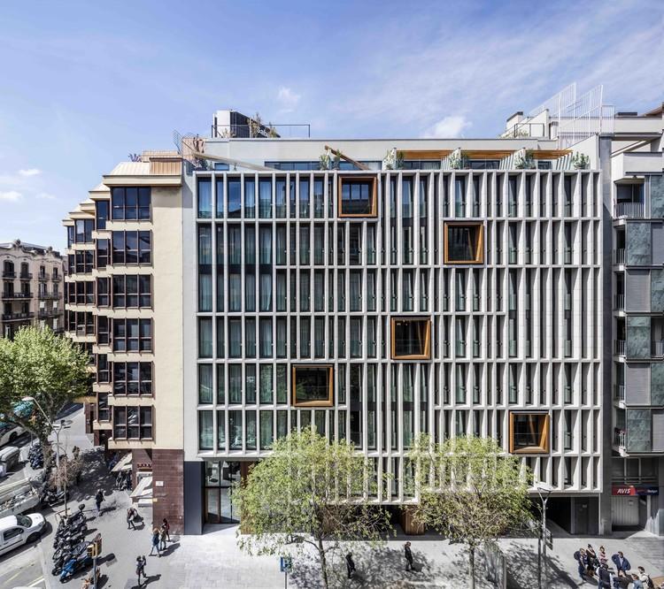 OHLA HOTEL EIXAMPLE  / Isern Associats, © Adrià Goula