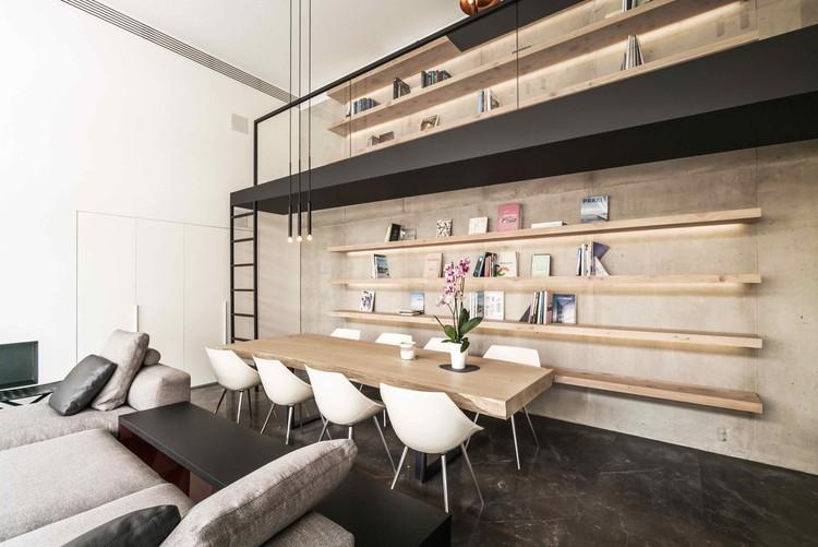 Sursock Apartment  / platau, © Wissam Chaaya