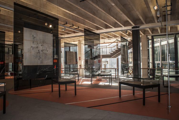 Exposición 'El Proyecto Visado': del croquis a la arquitectura construida, Colegio Oficial de Arquitectos de Madrid (COAM)