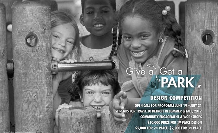 Give a Park Get a Park Detroit, GAPGAPDETROIT