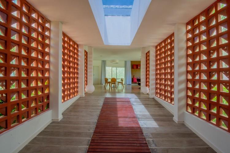 Casa T  / Teófilo Otoni Arquitetura, © Célio Ricardo
