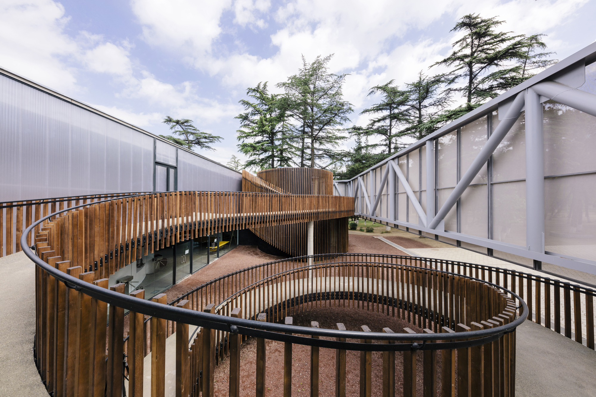 Arquitecture mediathek / laboratory of architecture #3 | archdaily
