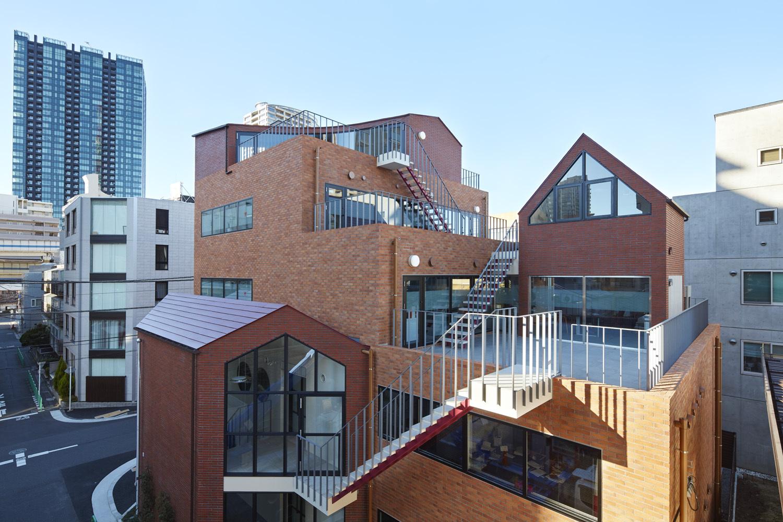Village On The Building / Naf Architect & Design