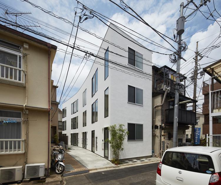 E-1 / Naf Architect & Design, © Toshiyuki YANO