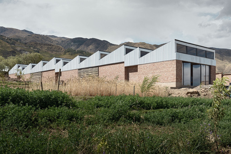 Agricultural School Bella Vista / CODE, © Andreas Rost - CODE
