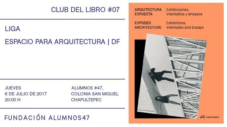 Club del libro #07 LIGA