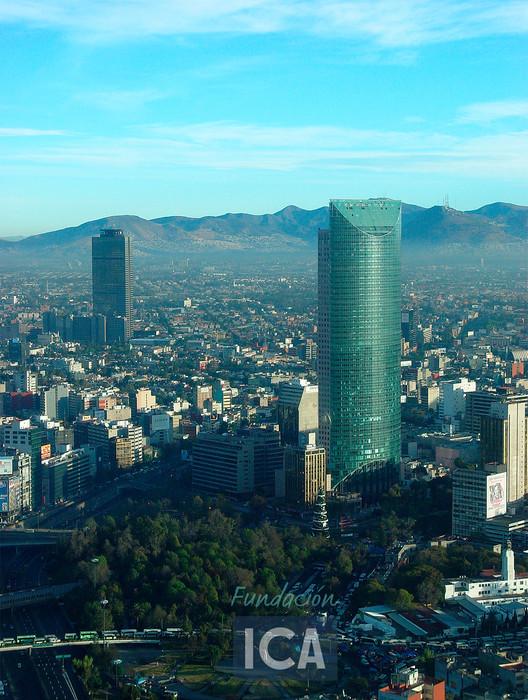 Clásicos de la Arquitectura: Torre Mayor, Cortesía de Colección ICA