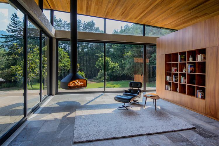 Casa SP / Weber Arquitectos, © Alfonso de Béjar