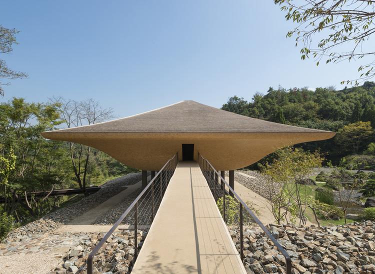 Pavilhão Kohtei / SANDWICH, © Nobutada Omote