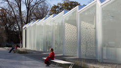 Christchurch Botanic Gardens / Pattersons