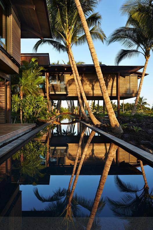 Casa Hawaii / Olson Kundig, © Benjamin Benschneider