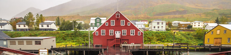 2017 H. Allen Brooks Travelling Fellowship, The Herring Era Museum, Iceland (photo by Danielle S. Willkens)