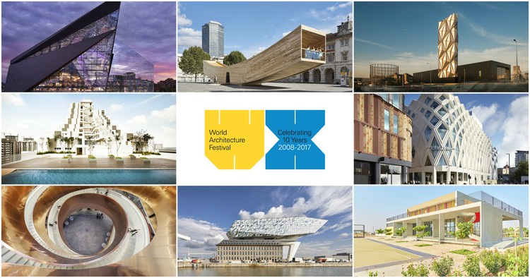 Shortlist Revealed for World Architecture Festival Awards 2017