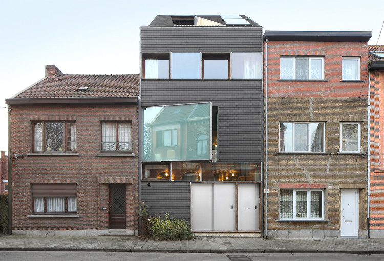 House of an Architect L-D / ALT architectuur, © Filip Dujardin