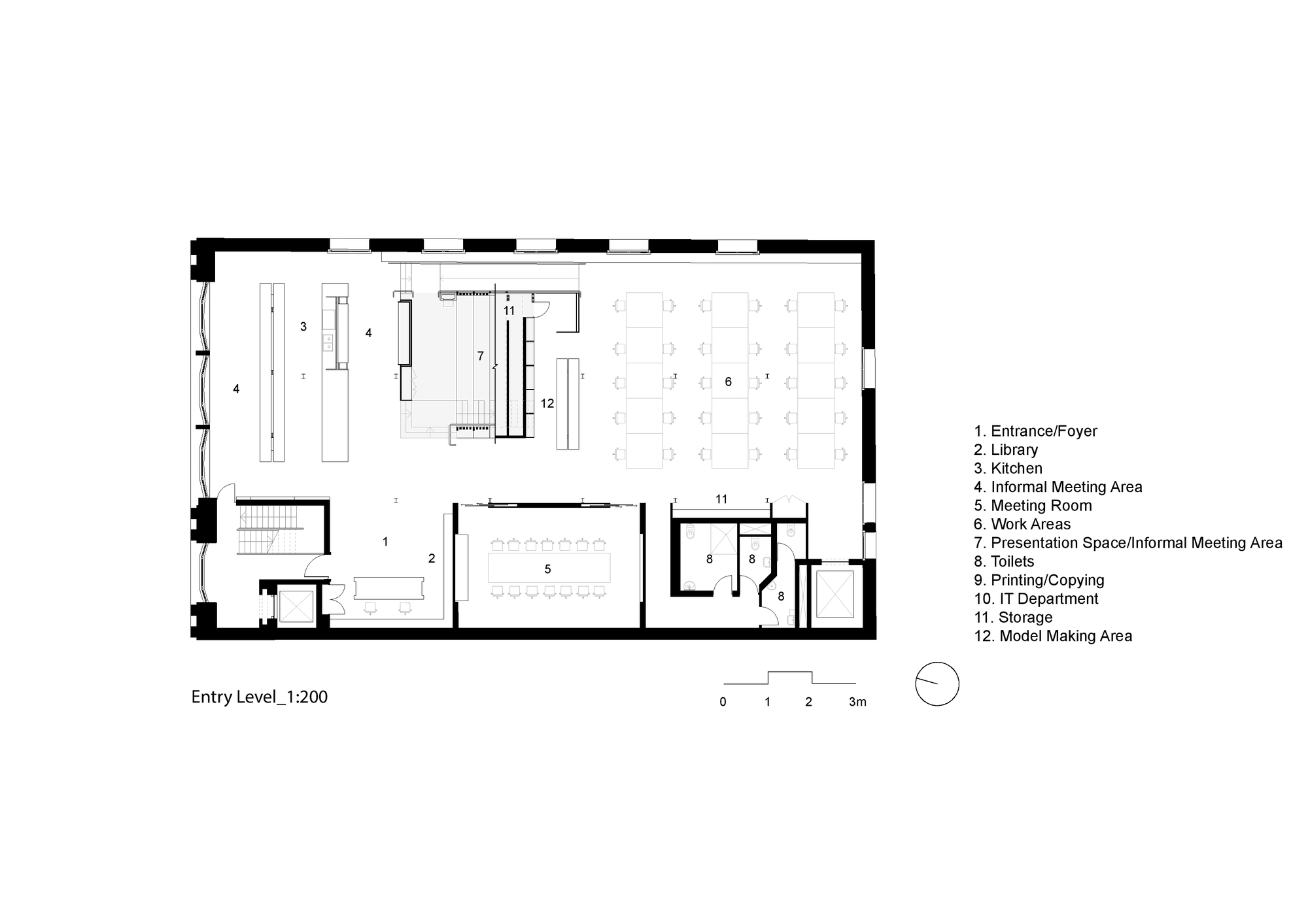 Gallery of box office cox architecture 12 for Cox plans