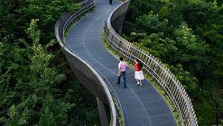 China Fuzhou Jin Niu Shan Trans-Urban Connector / LOOK Architects