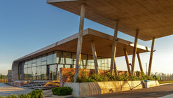 RBIDZ Entrance Gate / Jeremy Steere Architect