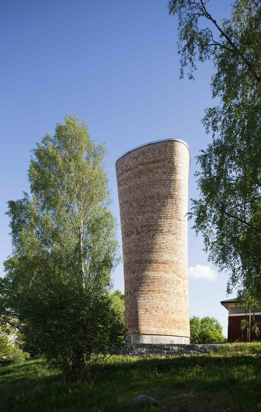 Ventilation Towers for the Northern Link  / Rundquist Arkitekter, © Kasper Dudzik